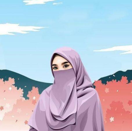 Gambar Kartun Muslimah Cute