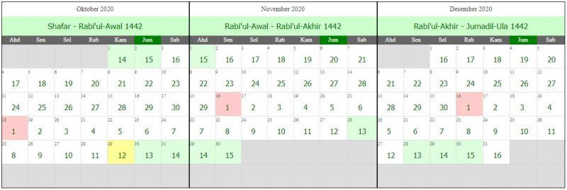 Kalender 4