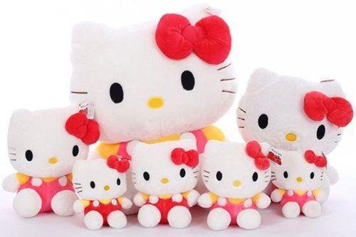 Gambar Boneka Hello Kitty