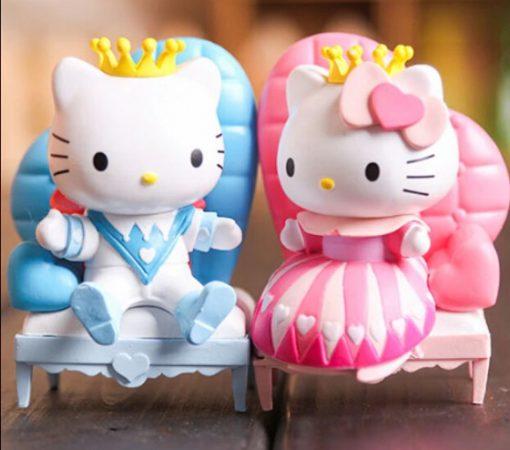 Gambar Hello Kitty Couple