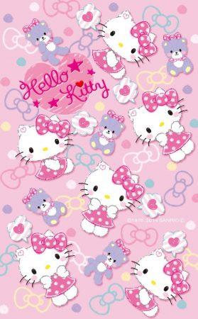 Gambar Hello Kitty Wallpaper1