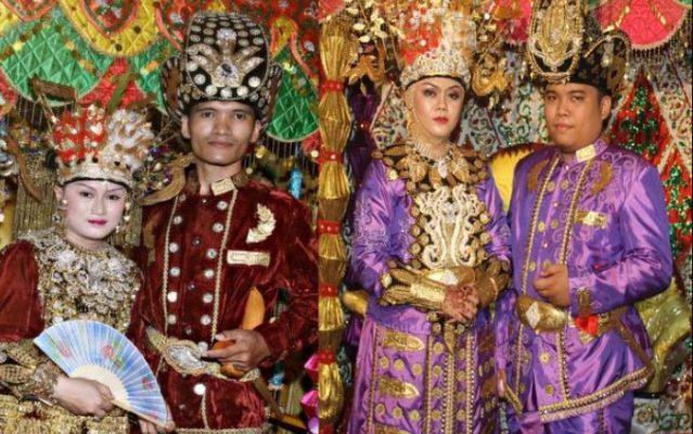 Pakaian Untuk Upacara Adat Gorontalo