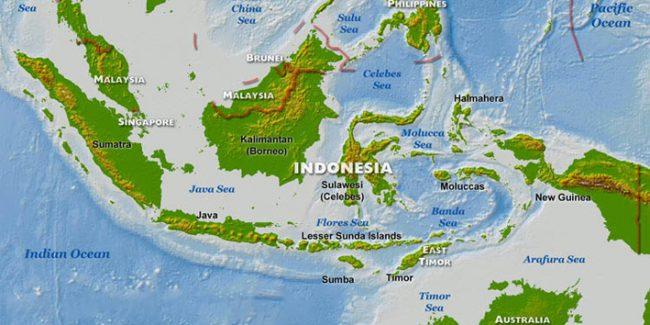 Dampak Negatif Letak Geografis Indonesia
