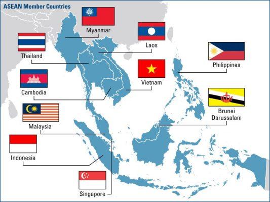 Pengaruh Letak Astronomis ASEAN