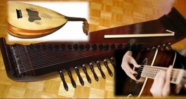 Alat Musik Petik Tradisional