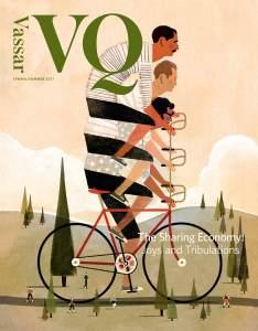 Press Vassar Quarterly Cover