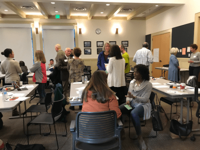 training in your community