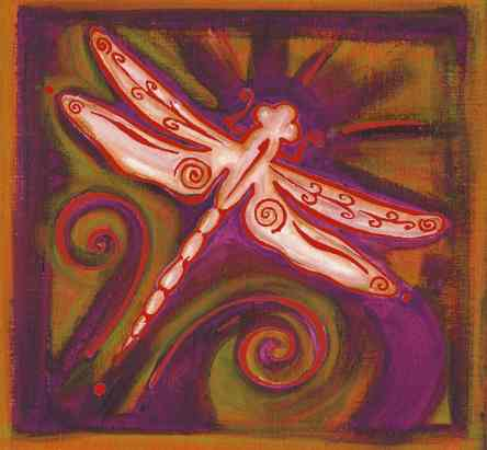 Dragonfly latest rustic new