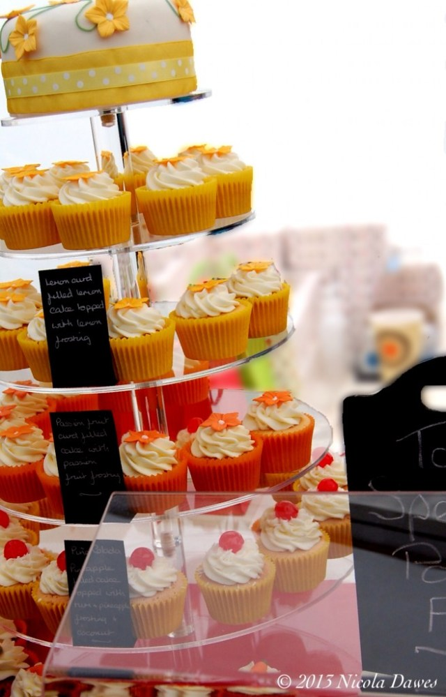 "sharingourfoodadventures.com ""Fantastic looking cupcakes from Love Cupcakes"""