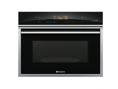 sharingourfoodadventure.com Hotpoint LUCE Touch Control Combination Microwave Oven