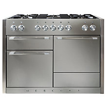 Mercury range cooker