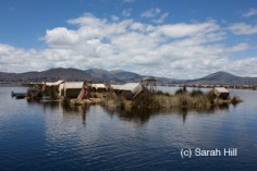 Peru - Uros Islands - Sarah L. Hill
