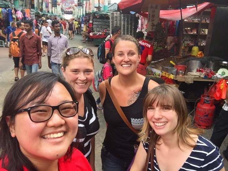 Urban Adventures Food Tour in Malaysia