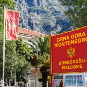 Welcome to Kotor, Montenegro