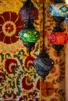 Turkey Carpets and Lamps