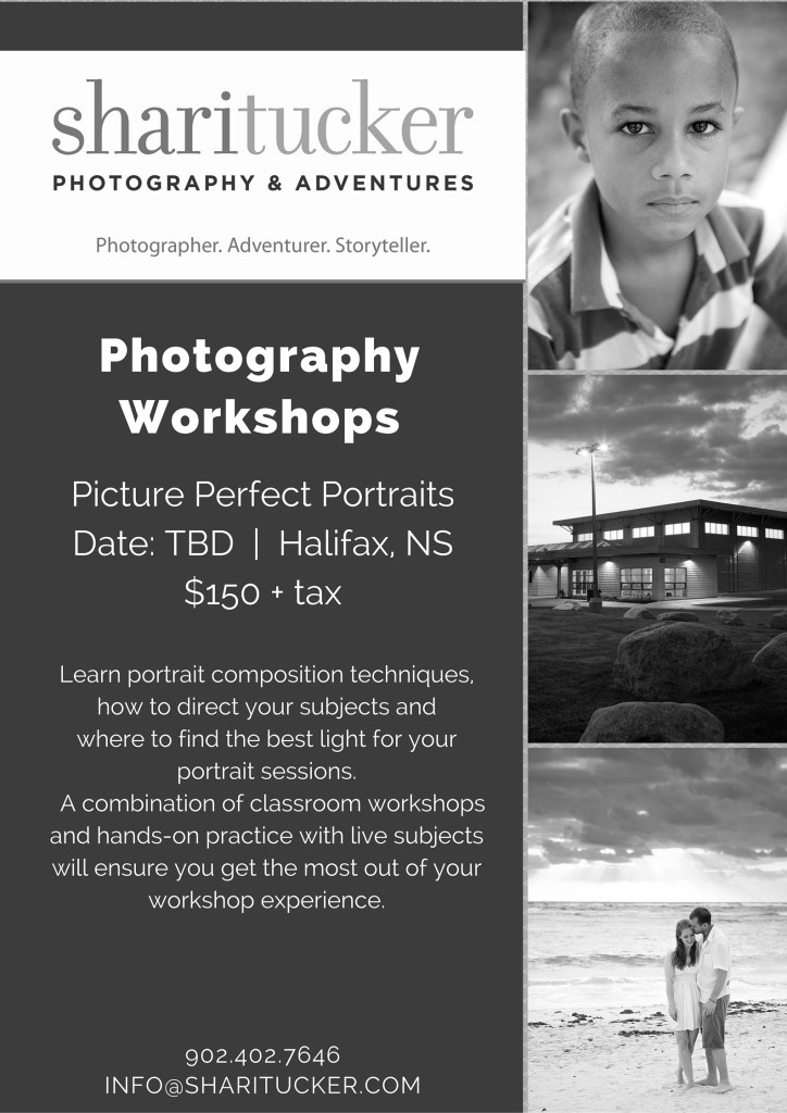 Halifax Photo Workshops