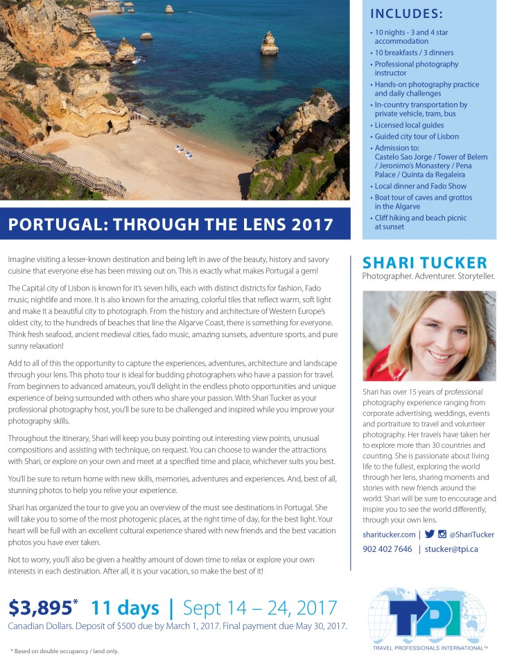 Portugal Photo Tour