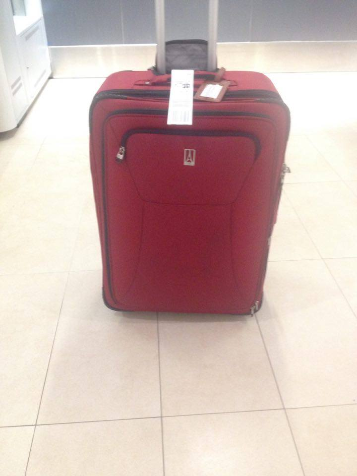 My luggage