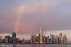 Panama City Rainbow
