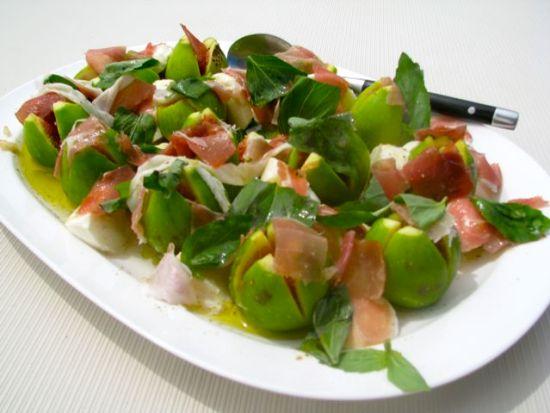 Fig Salad à la Jamie Oliver