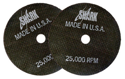 "CUT OFF WHEELS 3/"" x 1//16 /"" x 3//8/"" 50 PACK For Cutting All Steel and"