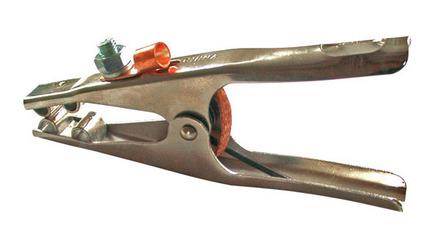 Steel Ground Clamp – 300 Amp