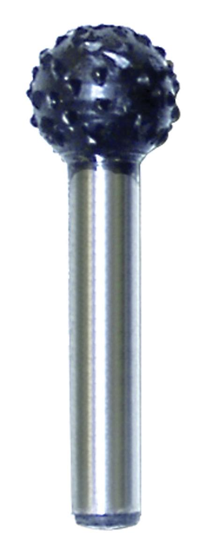 Rotary Wood Rasp made of High Quality Steel- Ball x 1/4″ mandrel.