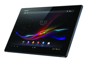 8.SONY Tablet #Xperia Tablet Z