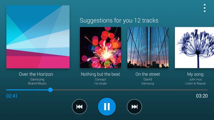 จะเเนะนำเพลงที่อยู่ใน ประเภท หรือเนื้อหาคล้ายกันออกมาให้