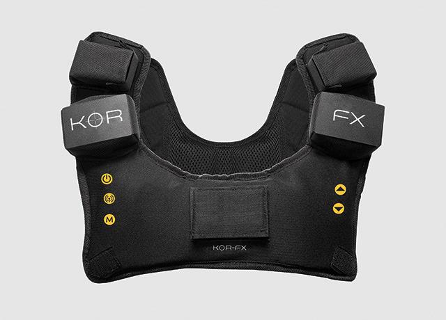 คอเกมมีกรี้ด!! KOR-FX เสื้อกั๊กสำหรับนักเล่นเกมสมจริงด้วยระบบสั่น 4D