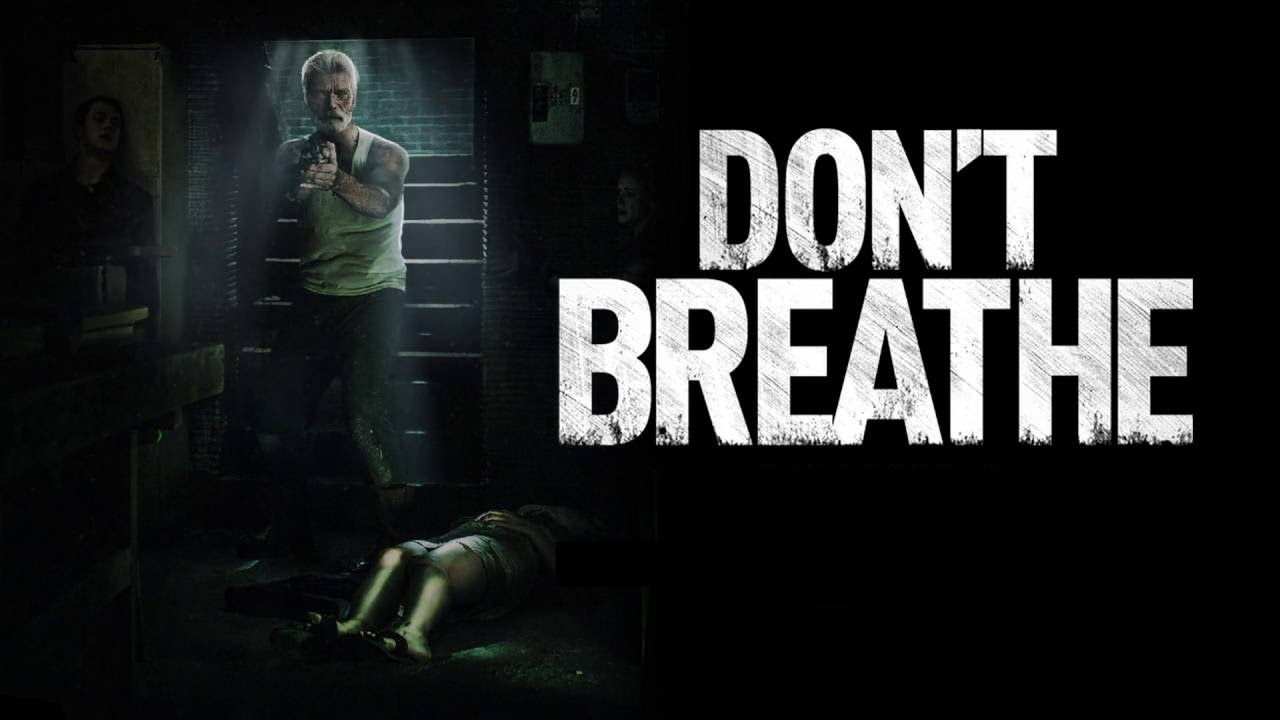 รีวิว Don't Breathe ลมหายใจสั่งตาย นี่กะจะไม่ให้พักกันเลยใช่ไหมเนี่ย 7.8  เต็ม 10 (ไม่สปอย) - sharkshows.tv