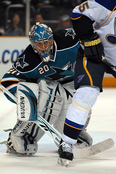 Nabokov Evgeni Save Sharks