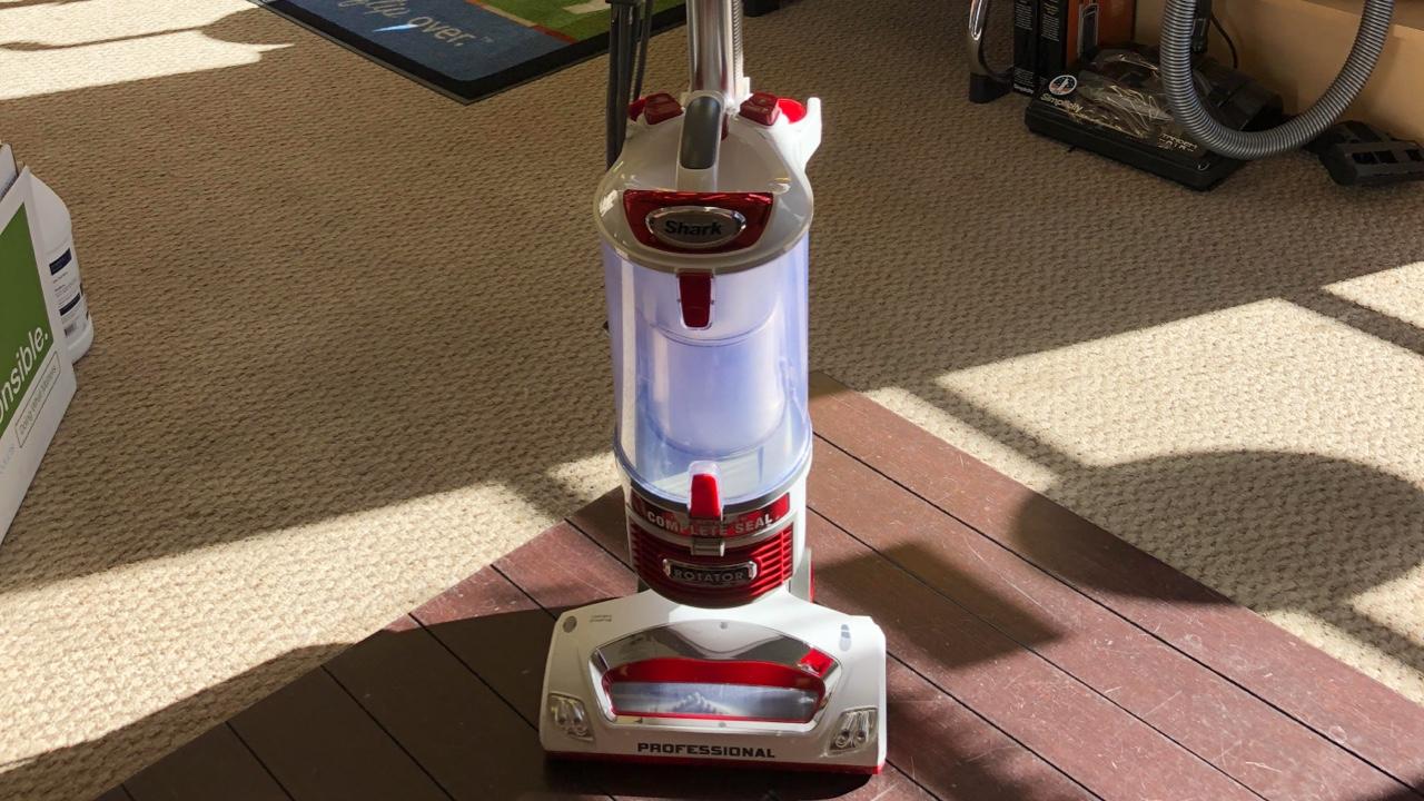 Shark vacuum repair