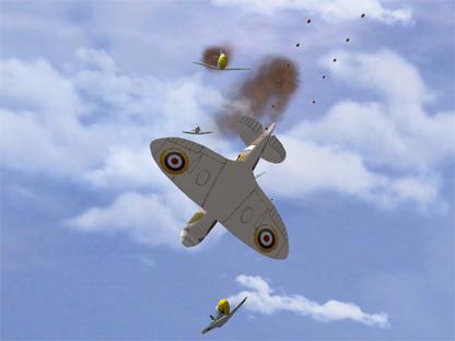Sharky's Air Legends - more mayhem