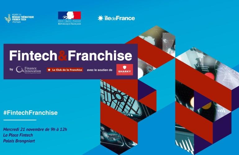 Sharky Data partenaire de l'événement Fintech et Franchise