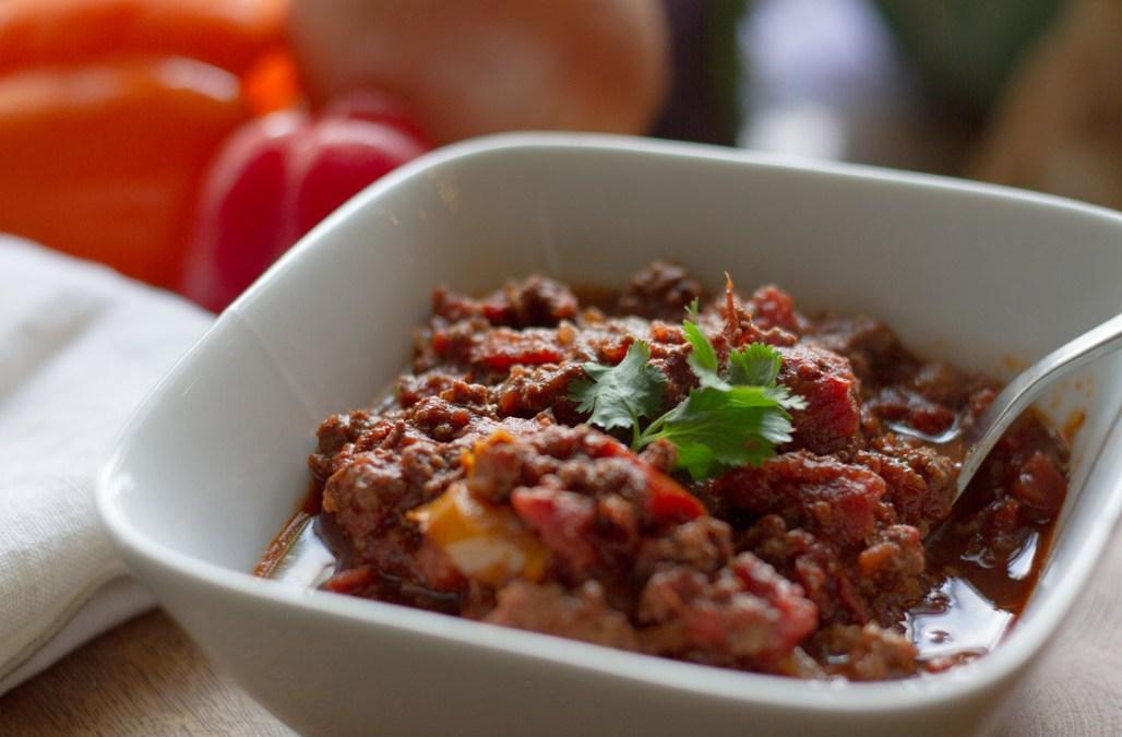 Fabulous Slow Cooker Paleo Chili