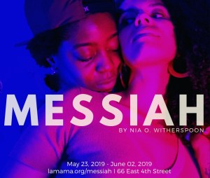 La Mama Debut – Messiah