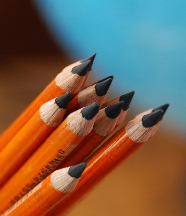 Generals Charcoal Pencils