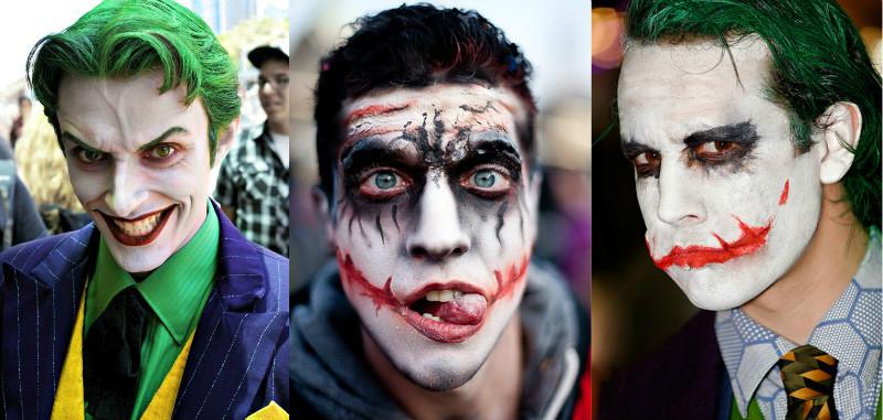 Cómo dibujar Joker