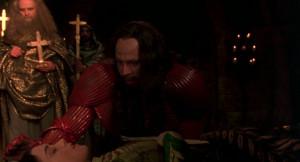 Van Helsing deja la et Dracula