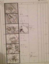 Story Board Dragon Ball