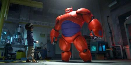 Les nouveaux héros de Disney