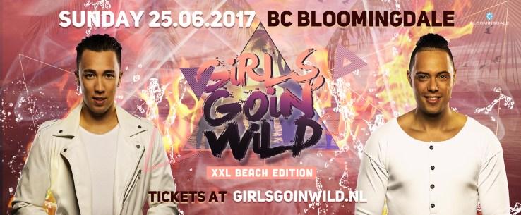 Girls-Goin-Wild-Beach-hekwerk-banner