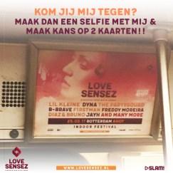 Love Sensez - Bus-ad