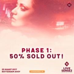 Love Sensez - Sold-out