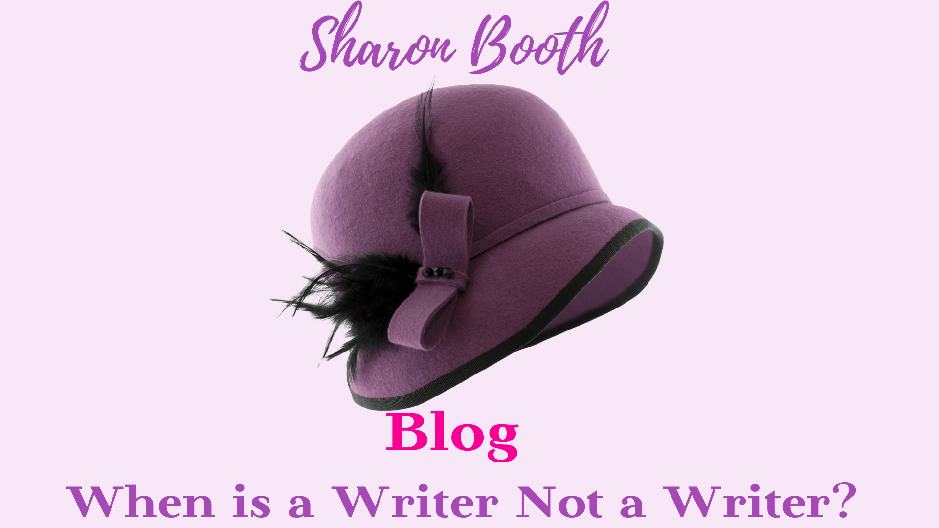 When is a Writer Not a Writer?