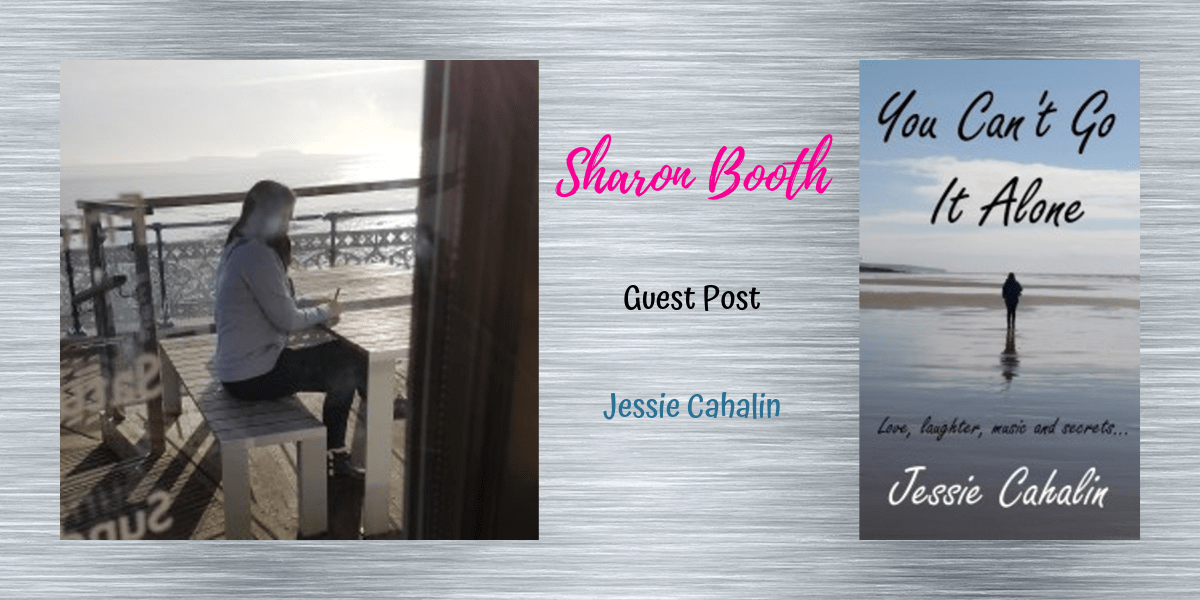 You are currently viewing Five Photos … with Jessie Cahalin