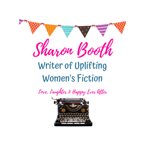 Sharon Booth site logo