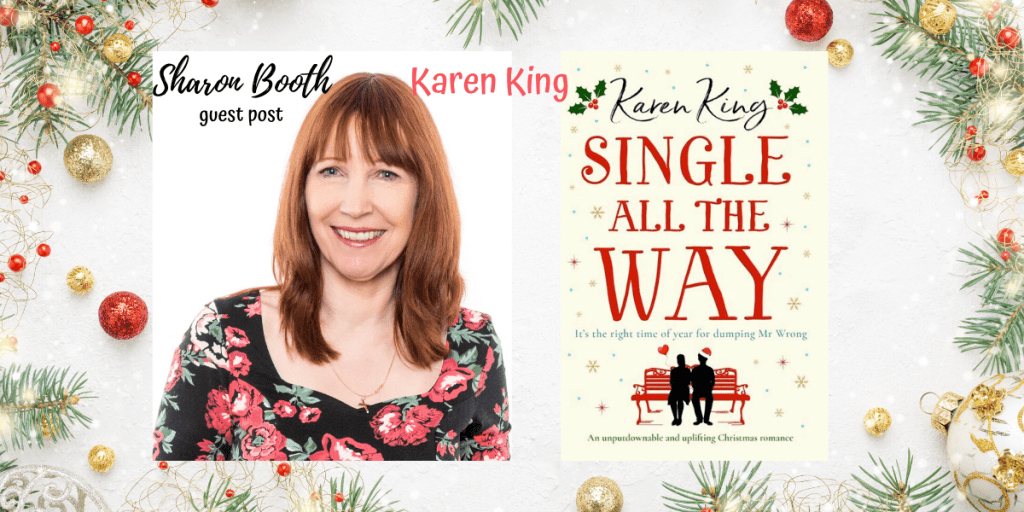 Karen King Single all the Way Bookouture Christmas Romance