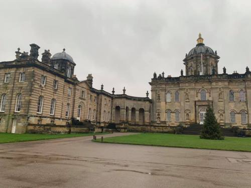 Castle Howard, Yorkshire